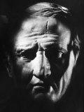 Head of Cicero Fotografie-Druck von Gjon Mili