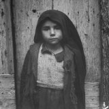 Ragged Greek Child Photographic Print by Dmitri Kessel