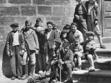 Group of Boys Premium Photographic Print by Alfred Eisenstaedt