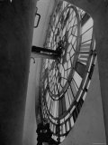 Interior of Parliament's Clock Tower Premium-Fotodruck von Hans Wild