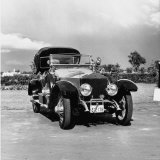 "1914 ""Silver Ghost Tourer"" Rolls Royce Photographic Print by Walker Evans"