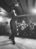 Male Gypsy Dancer Photographic Print by Loomis Dean