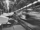Generals Motor's Vega Plant Premium Photographic Print by Michael Mauney