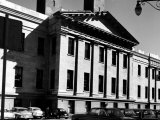 Greek Revival Facade, with Pilasters and Pediment, of the San Francisco Mint Premium Photographic Print by Walker Evans