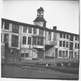 "Old ""T"" Wharf, Which Will Be Demolished in Urban Renewal Program Photographic Print by Walker Evans"