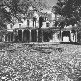 Lockwood Mathews Mansion, Built in 1860 Photographic Print by Walker Evans