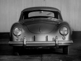 Front Shot of a German Made Porsche Automobile Premium Photographic Print by Ralph Crane