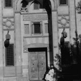 View of the Exterior of the American University of Cairo Photographic Print by James Whitmore