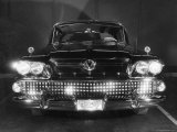 Front View of 1958 Buick Premium Photographic Print by Andreas Feininger