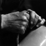 Close Up of Woman's Hands Indicating Patience and Devotion Photographic Print by Emil Otto Hoppé
