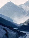 The Himalayas Premium Photographic Print by James Burke