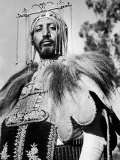 Master of the Hunt under Ethiopia's Emperor Haile Selassie Photographic Print by Alfred Eisenstaedt
