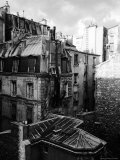Typical Parisian Rooftop Scene Premium Photographic Print by Alfred Eisenstaedt