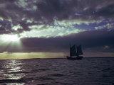 Sailing Ship Photographic Print by Eliot Elisofon