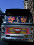 Poster Designer, Peter Max Photographic Print by Henry Groskinsky