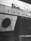 Sailing of Tatuta Maru Premium Photographic Print by Horace Bristol