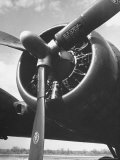 View of Reversible Propellers in Action Premium Photographic Print by Andreas Feininger
