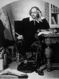 Portrait of William Shakespeare Premium Photographic Print by John Faed
