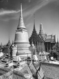 Temple of Emerald Buddha Seen from the Northern Side Photographic Print by Dmitri Kessel