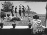 Students of Bar Harbor Dance School Premium Photographic Print by Martha Holmes