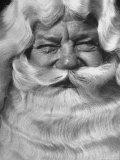 Santa Claus School Photographic Print by Alfred Eisenstaedt