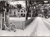 Martha's Vineyard in Winter Photographic Print by Alfred Eisenstaedt