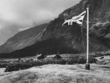 Village of Edinburgh on Tristan Da Cunha Premium Photographic Print by Carl Mydans
