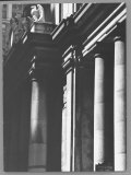 Neo Classical Facade of Chemical Bank, Showing Columns Premium Photographic Print by Walker Evans