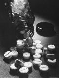 View of Pills in Production Premium Photographic Print by Walter Sanders