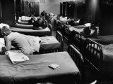 Salvation Army Photographic Print by Wallace Kirkland