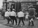 National Scoreboard at Us National Open Golf Tournament, Cherry Hills Country Club Photographic Print by Ralph Crane