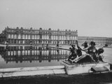 Versailles from a Distance Premium Photographic Print by Pierre Boulat