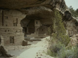 Anasazi Ruins at Mesa Verde National Park Photographic Print by Stacy Gold