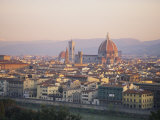 Cityscape, Florence, Italy Photographic Print by Michael S. Lewis