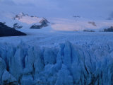A View of the Moreno Glacier in Patagonia, Argentina Photographic Print by Kenneth Garrett