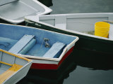 Rowboats at Dock Photographic Print by Raymond Gehman