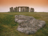 View of Stonehenge Photographic Print by Richard Nowitz