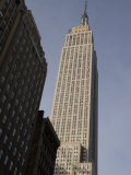 The Empire State Building Towers Over Midtown Manhattan, New York City, New York Photographic Print by Taylor S. Kennedy