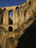 The Bridge at Ronda Connects the Two Sides of the City Photographic Print by Stephen Alvarez