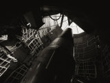 Titan II Missile Inside a Silo Photographic Print by Todd Gipstein