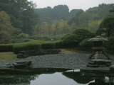 Japanese Garden near the Imperial Palace Photographic Print by Eightfish