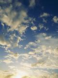 Clouds over Nipomo Fotografie-Druck von Marc Moritsch