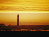 Bodie Island Lighthouse, Oregon Inlet, North Carolina Photographic Print by Skip Brown