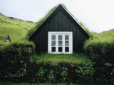 Skogar Folk Museum in the Southern Part of Iceland Photographic Print by Sisse Brimberg