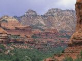 Red Rocks of Boynton Canyon Photographic Print by Rich Reid