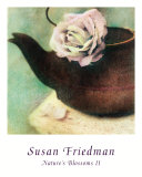 Nature&#39;s Blossoms II Poster by Susan Friedman