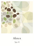 Spa II Posters by  Ahava