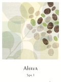 Spa I Prints by Ahava