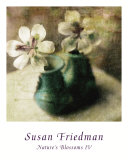 Nature&#39;s Blossoms IV Print by Susan Friedman