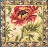 Floral Daydream II Print by Elizabeth Jardine